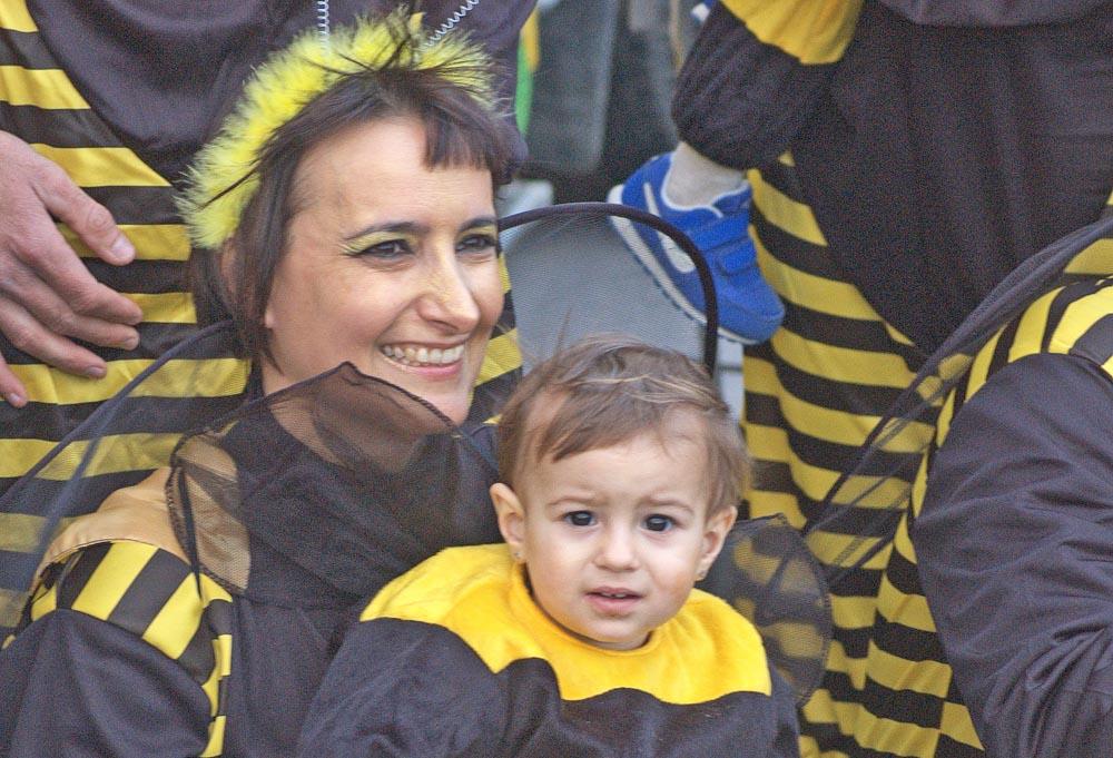 Mum and kid